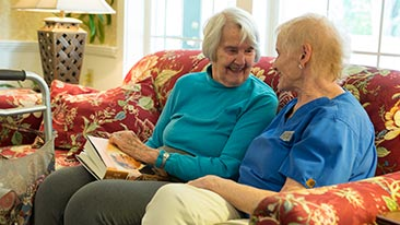 memory care- Woodcrest